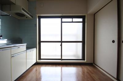 【居間・リビング】大石北町マンション
