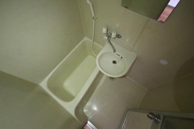 【浴室】大石北町マンション