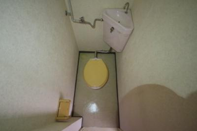 【トイレ】大石北町マンション