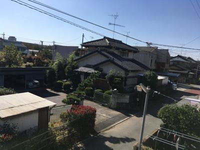 【展望】あるゾウパレス松山町 B棟
