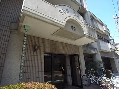 【エントランス】サンシャイン90