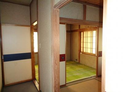 2階客間 和室4.5帖