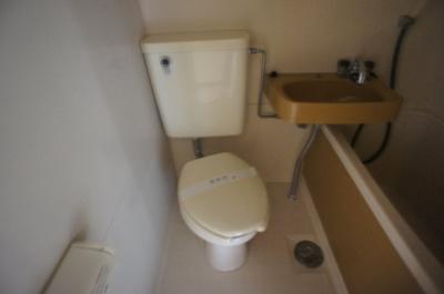 【浴室】ローズリーフ平野