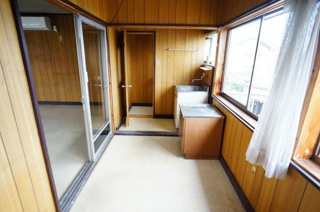 【内装】阿賀野市賃事務所