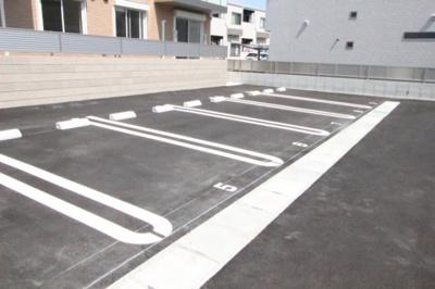 【駐車場】ボヌールⅡ