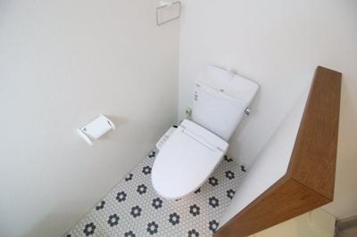 【トイレ】ワコーレ板宿