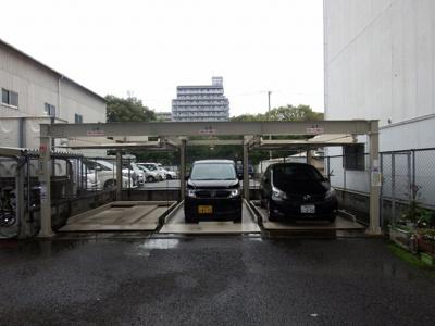 【駐車場】ライズィングサン