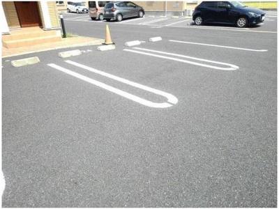 【駐車場】エレガンスC