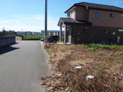 【前面道路含む現地写真】富士見ヶ丘4丁目18番