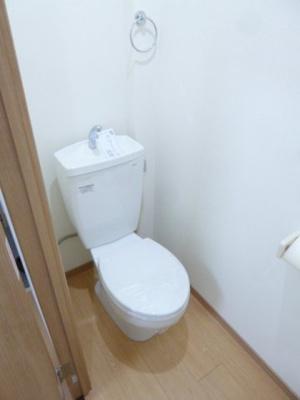 【トイレ】桜マンション