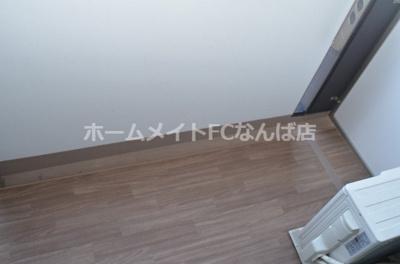 【バルコニー】アドバンス大阪ソルテ