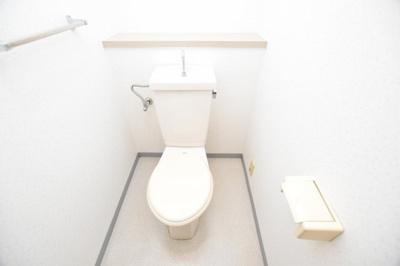 【トイレ】ピアグランデ順慶町