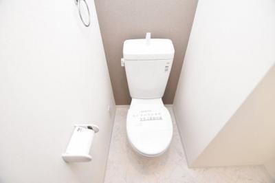 【トイレ】パークフロント福島