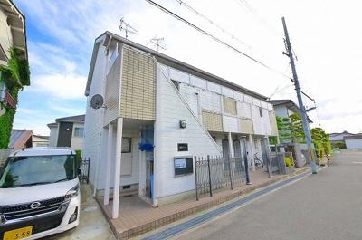 【外観】法蓮町第3マンション