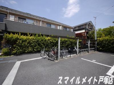 【外観】シュールメゾン戸塚