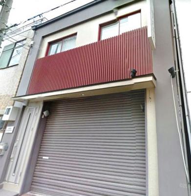 【外観】港区南市岡 一棟貸し倉庫事務所!約95坪!リフト付き!