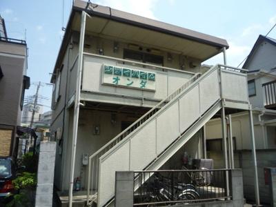 【外観】シティハイムオンダ