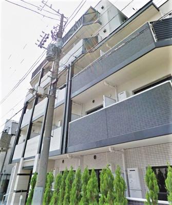 【外観】B CITY APARTMENT TOKYO SOUTH