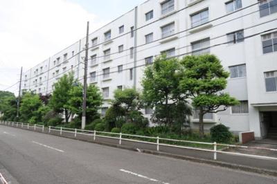 【外観】富士見町住宅30号棟