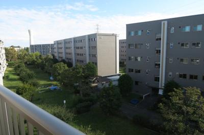 【展望】富士見町住宅30号棟