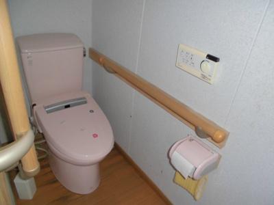 【トイレ】大館市比内町片貝 ②・中古住宅
