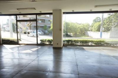 【内装】有瀬倉庫付事務所2