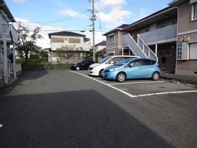 【駐車場】フレグランス北神戸G