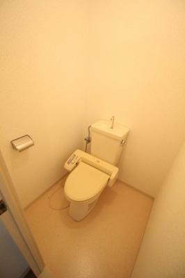 【トイレ】第二美野丘ハイツ