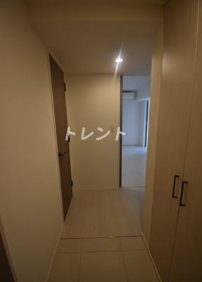 【玄関】パークアクシス月島マチュアスタイル