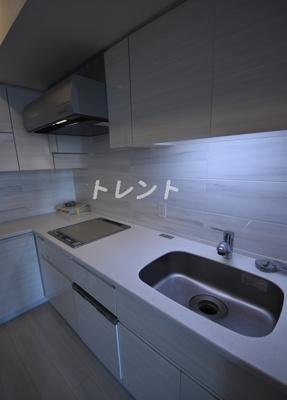 【キッチン】パークアクシス月島マチュアスタイル
