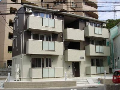 【外観】コート白山道Ⅲ
