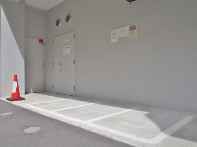 【駐車場】カスタリア門前仲町Ⅱ
