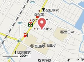 【地図】ハイツアルペンローズ
