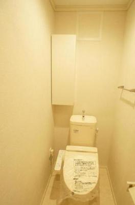 【トイレ】カランサ恵比寿南