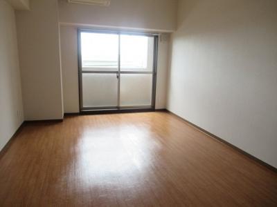 広いお部屋です