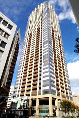 43階建て タワーマンション