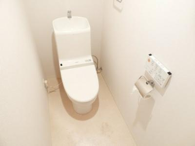 【トイレ】エステムプラザ本町クロス