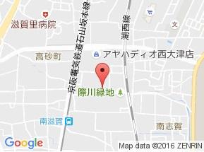 【地図】サンキエーム園