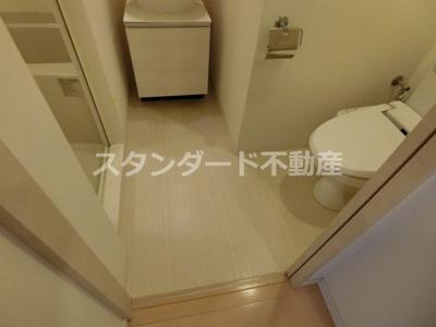 【洗面所】サムティ天満DIO
