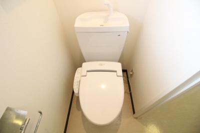 【トイレ】コーポ平福