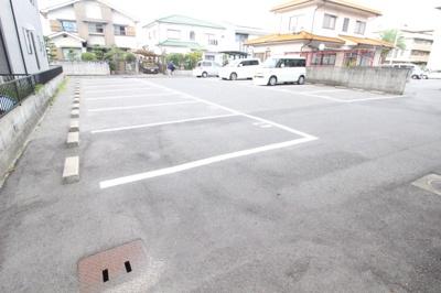 【駐車場】コーポ平福