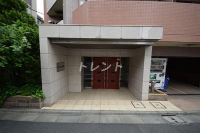 【エントランス】ミュージックジョイ神楽坂