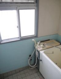 【浴室】グリーンハウス