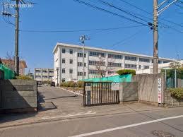 浜須賀中学校学区