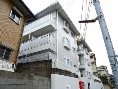 【外観】シャトレ富田