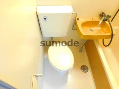 【トイレ】シャトレ富田