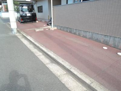 【駐車場】ハイツニシタニ