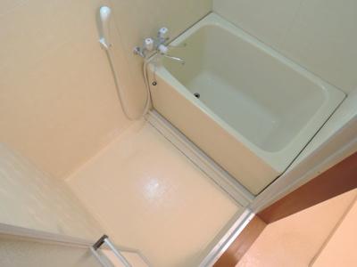 【浴室】ハイツニシタニ