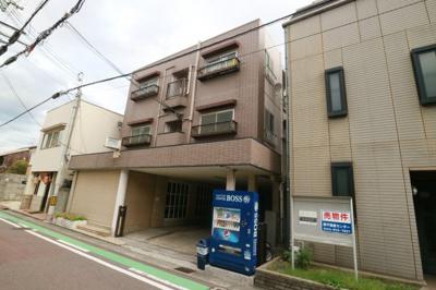【外観】横山マンション