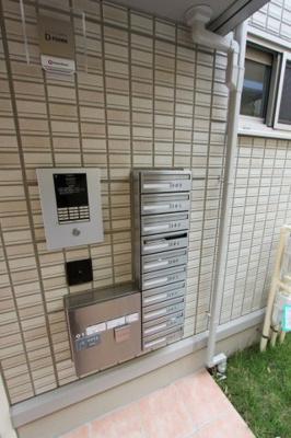メールポスト・宅配BOX